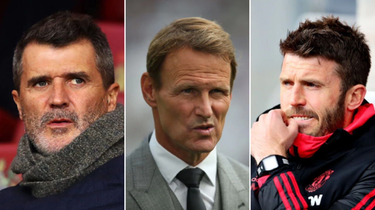 Teddy Sheringham compares Man Utd and Chelsea target to Keane and Carrick