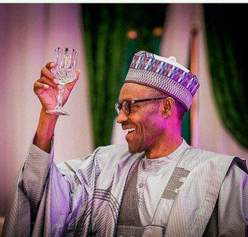 What is Buhari's net worth?