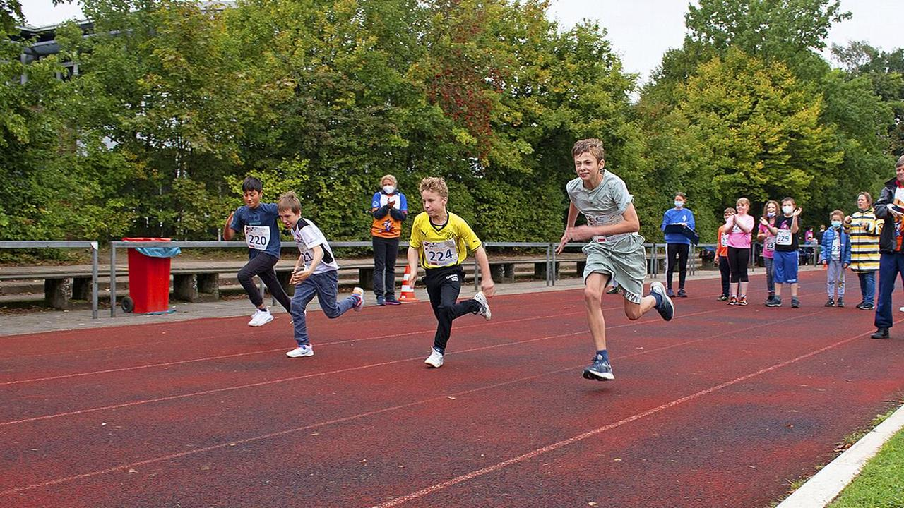 Gute Stimmung unter Hygieneauflagen: 250 Teilnehmer beim Sportivationstag des Behinderten-Sportverbandes - Buchholz