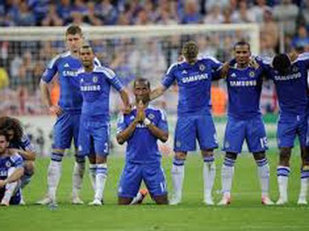 Rembering Didier Drogba's Performance Against Bayern Munich In 2012 Uefa Champions League Final.