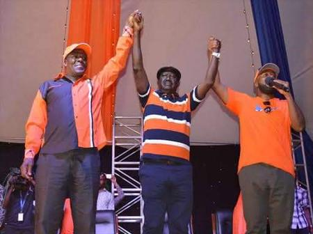 Region where ODM is Likely To Draw Odinga's Running Mate In 2022