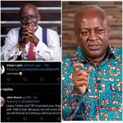 Gabby Otchere-Darko Receives Backlash After Predicting What JM Will Say In His Address Tonight