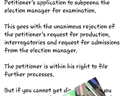 Election Petition: No surprise. SC's rulings are now predictable. Kweku Azar asserts.