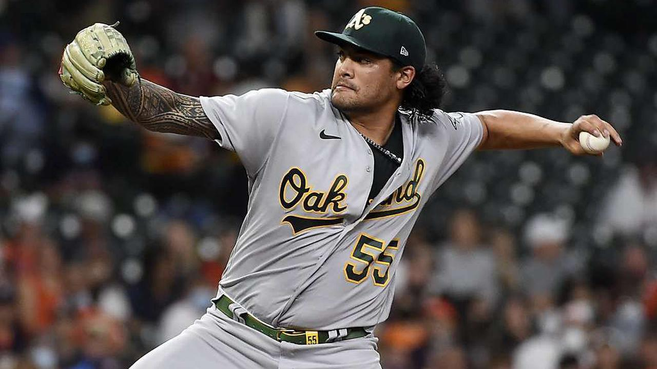A's Sean Manaea bounces back against Astros