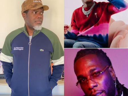 Hours After Reno Omokri Was Blasted For Celebrating Burna Boy And Wizkid, See Video He Released