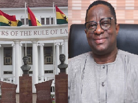 SALL Case: Catch up the latest news from the Supreme Court of Ghana.