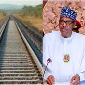 FG On Wednesday Approved $1.9bn For The Construction Of A Rail Line From Nigeria To Niger Republic