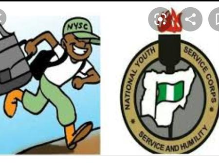 Check out what the NYSC Director General did before entering Nasarawa orientation camp in Keffi.