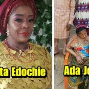 Rita Edochie Forgives Ada Jesus, Read What She Wrote About Ada Jesus On Her Page