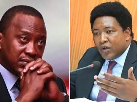 ODM Senator Takes President Uhuru Head-on, Accuses Him of Controlling Parliament