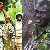 Hours After Soldiers Celebrated Over Burutai Resigning, What Do You Think Should Be Done To Them Now