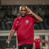 Pitso Mosimane turned down Bafana coaching job