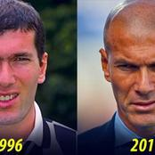 Zinedine Zidane: Transformation from 1 To 48 Years Old (Photos)