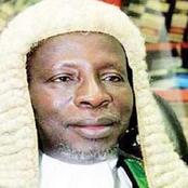 Immediate past Chief Judge dies, minutes after observing his evening prayer