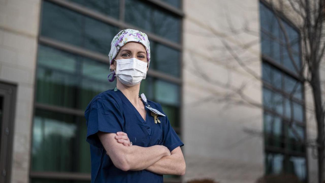 Centra nurse recognized as Nurse of the Year for work during pandemic