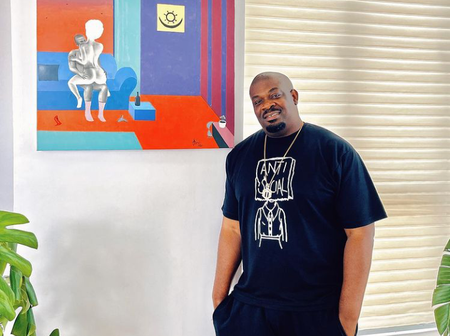 Don Jazzy Reveals Wife He Married At Age 20, See Reactions Online [Photos]