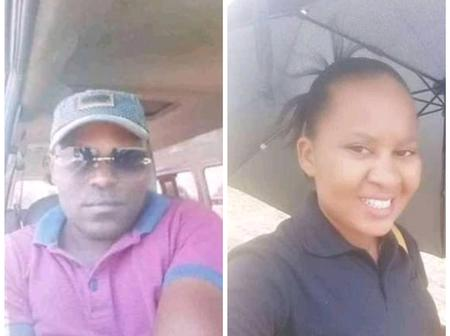 A man committed suicide after stabbing his girlfriend to death.