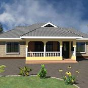 Man shares proposed design of a three bed roomed house estimated to cost 2.5 million