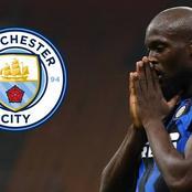 Romelu Lukaku to Turn Down Manchester City