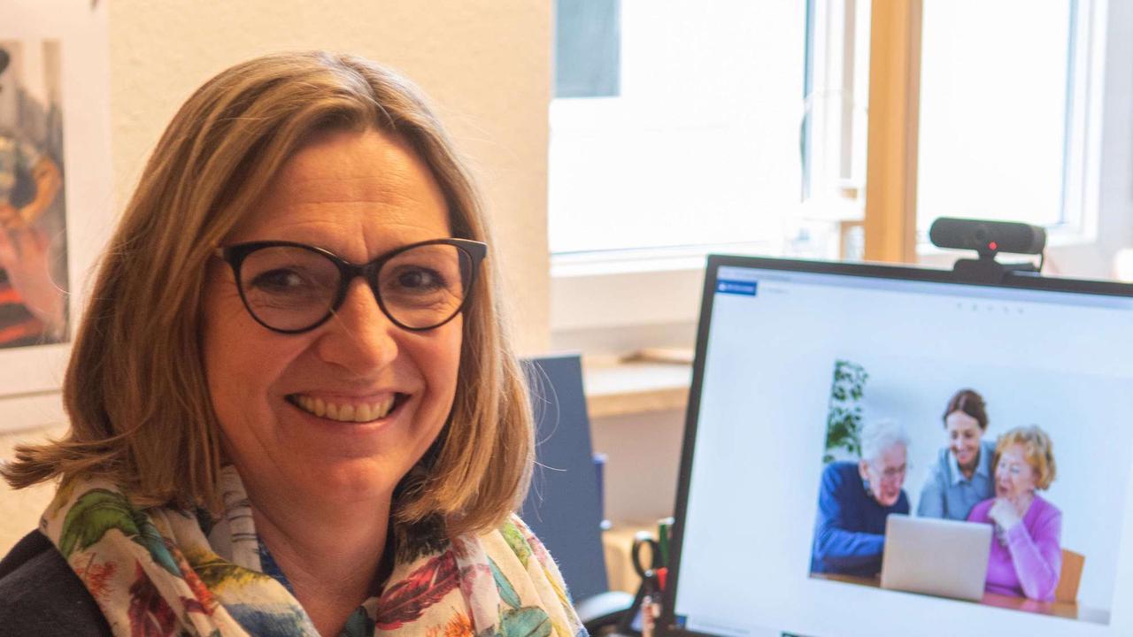 Freisinger Senioren für die digitale Welt fit machen