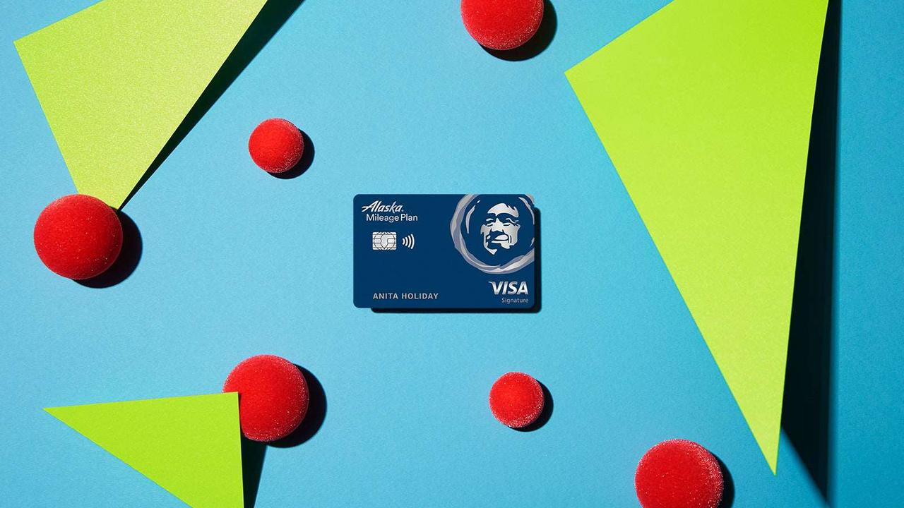 New alliance, new offer: Earn 40,000 miles, $100 credit and companion certificate with the Alaska Airlines card