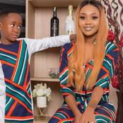 Ghanaian Actress and Video Vixen, Akuapem Poloo Convicted for sharing nude pictures with Son