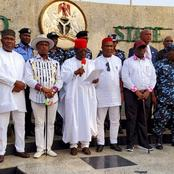 Man Reveals 3 Coincidence That Surrounds The Newly Launched Igbo Security Outfit. See What He Said
