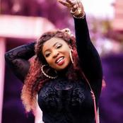 See Beautiful Pictures of Anita Joseph in Black Outfits