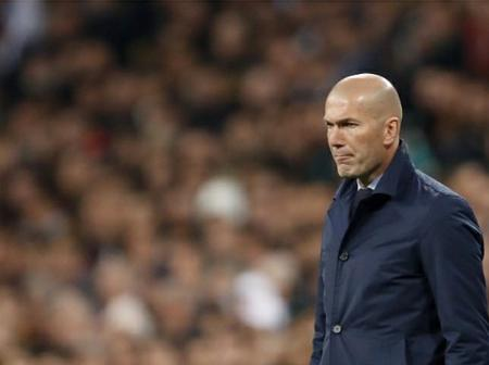 Zidane makes big Juventus admission