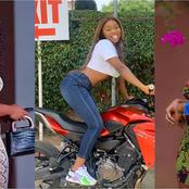 Unseen Stunning Photos Of Efia Odo That Proves That She Is The Most Beautiful Actress In Ghana