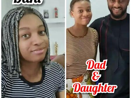 At 39, Check Out The Lovely Photos Of Yul Edochie's Beautiful Daughter Danielle