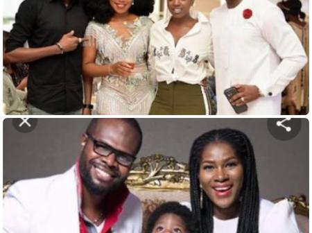 Check out these Popular Nigeria celebrities that had Inter-tribal marriage.