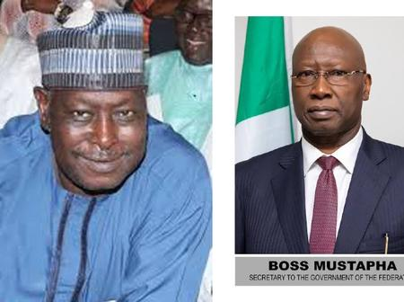 Boss Mustapha Shares 4 things in common with his predecessor, Babachir Lawal- Check them out