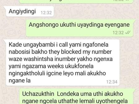 People Were Heartbroken After Seeing These Chats Between Baby Mama And Baby Daddy