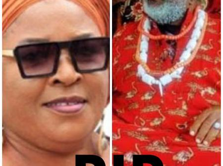 These Two Nollywood Stars Died In A Space Of 5 Days, See What Happened To Them