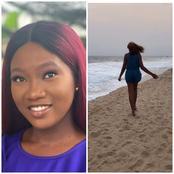 Chinenye Nnebe Enjoys Beach Breakfast, Says