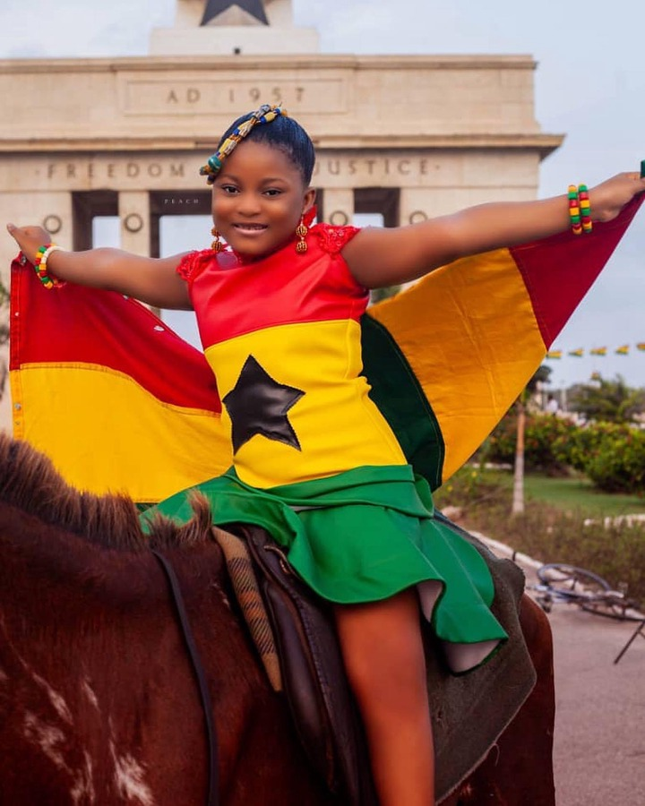404cdae0770d4a399d140c7c4928ae9e?quality=uhq&resize=720 - Independent Day: Talented Kidz's Nakeeyat Celebrates Ghana's Independence Day In Grand Style