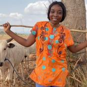 I'm Not Fulani, I'm An Igbo Lady & A Graduate, I Rear Cows For A Living & I'm Not Ashamed - Lady
