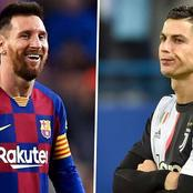 Nigerian football star ranked above Lionel Messi and Ronaldo as Europe top scorers, see details.