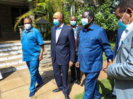 Kang'ata Reveals Reason Behind Raila's Meeting with Mt Kenya Leaders Ahead of Collection of BBI Signatures
