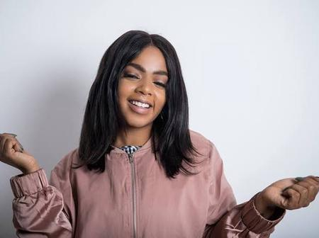 Shekinah Thandi Donnell should be an example to many people who grew up without parents