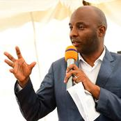 Chaos Erupt In Juja As Toilets Built By Kuria's Candidate Are Destroyed, Kan'gata Alleges