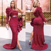 Photos: Checkout 70 Adorable Gowns For All Classy And Curvy Ladies