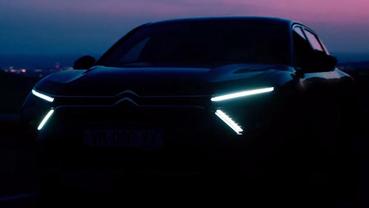 Citroen to reveal new saloon-SUV flagship on Monday