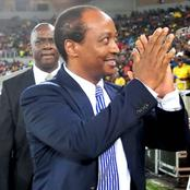 Motsepe Happy To Get Fully Backed By SAFA.