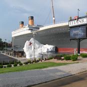 The Titanic's Museum In Branson