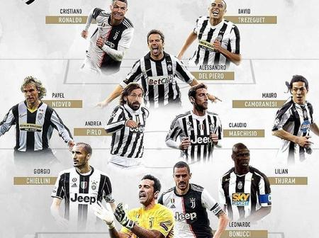 Juventus Ultimate Xi Vs Paris Saint German Ultimate Xi For Each Position, Who Will Win?