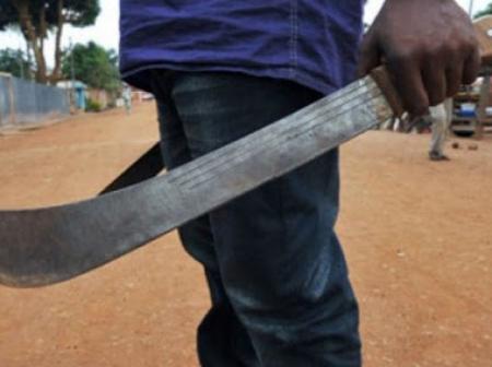 Côte d'Ivoire/ Vavoua, un père, tue ses deux enfants à coup de machette