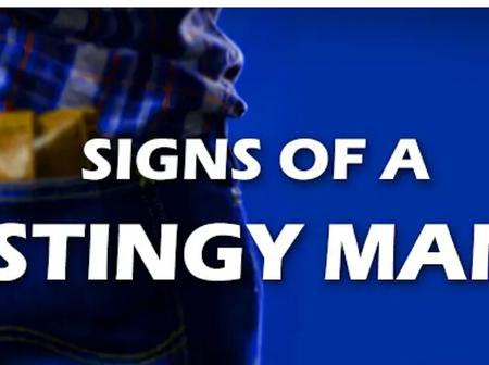 Ladies, Here Are Signs That Your Man Is Stingy