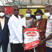 Actions sociales: Le District Autonome d'Abidjan vole au secours de 4000 personnes